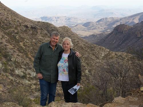 Grandparents in Big Bend
