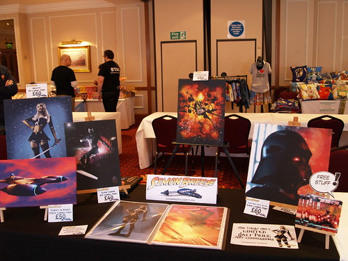 Exeter Comic Expo 2012 1