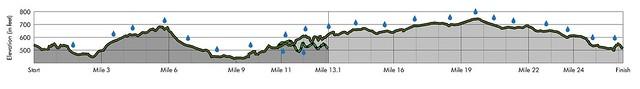 Austin Marathon profile
