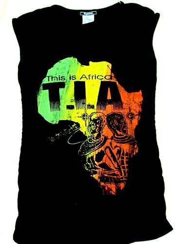 TIA ladies top