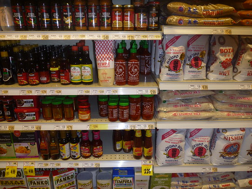 Hot Sauce Inventory