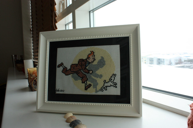Tin Tin [Framed]