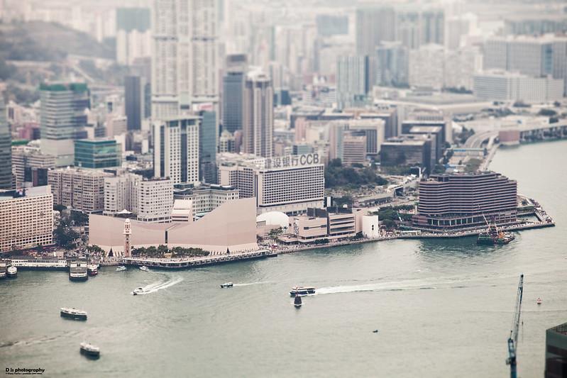 [urban-landscape] Avenue of Stars in Hong Kong
