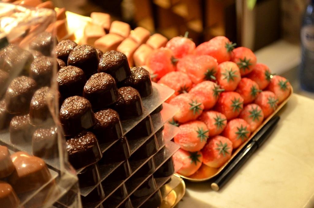 Chocolates, Bruges