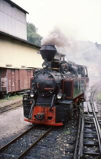 Steyrtalbahn - Steyr - Oostenrijk {2001}