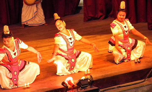 Kandyan Dancing - Dancers