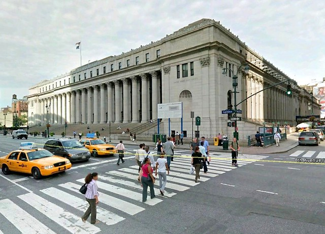 James Farley Post Office New York City Flickr Photo