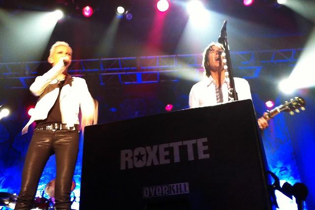 Roxette 2012 Live in Taipei