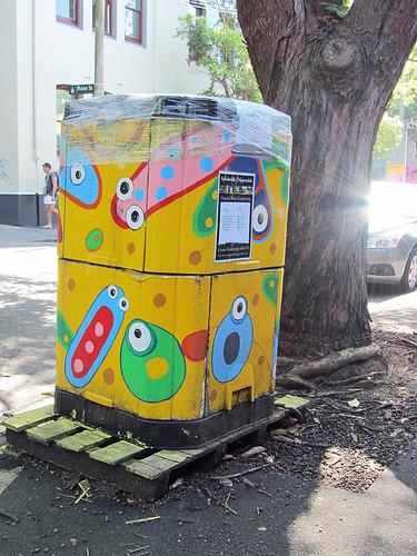 Communal compost bin