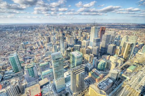 Downtown Toronto, Ontario Canada