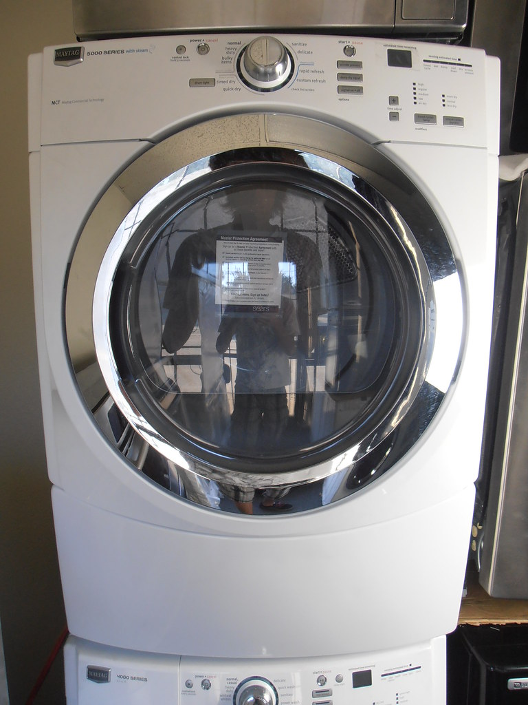 Maytag Washer Electric Dryer Combo Duet 5000 4000 Series