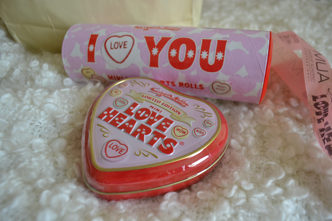 daisybutter - UK Style Blog: mua cosmetics, beauty, review, mua and love hearts, collection launch
