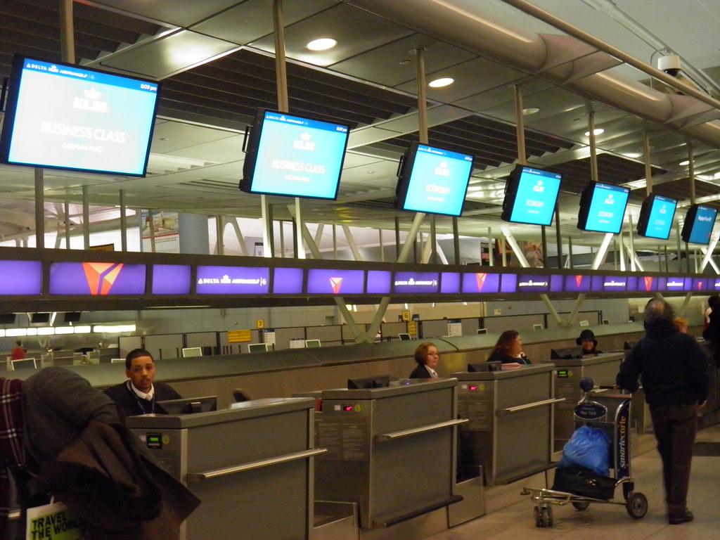 Avis du vol klm new york amsterdam en economique - Avis new york ...