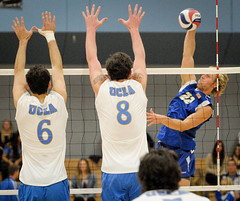 UCSB Men's Volleyball vs UC Irvine