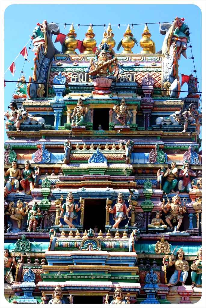 thaipusam 2012 penang hindu temple