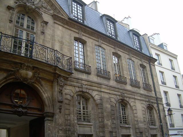 Hotel d'Albret Paris