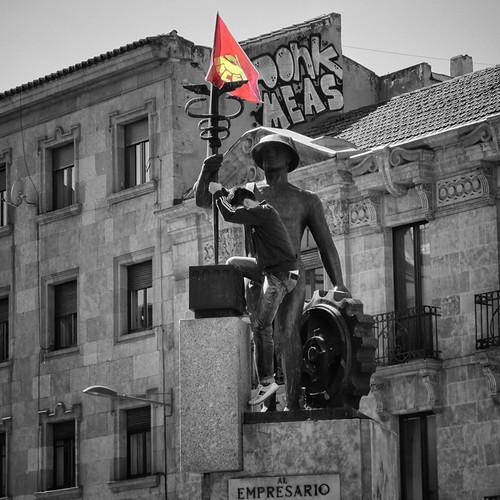 La toma de Mercurio by Andrés Ñíguez