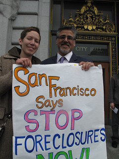 Stop Foreclosures Rally