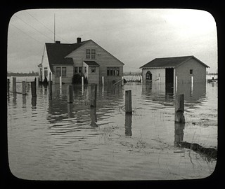 Skagit flood, 1932