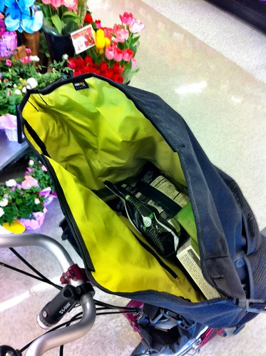 Grocery shopping by brompton