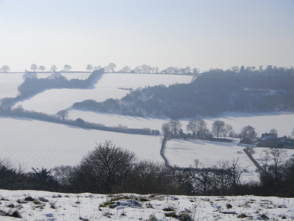 View Saunderton to Bledlow