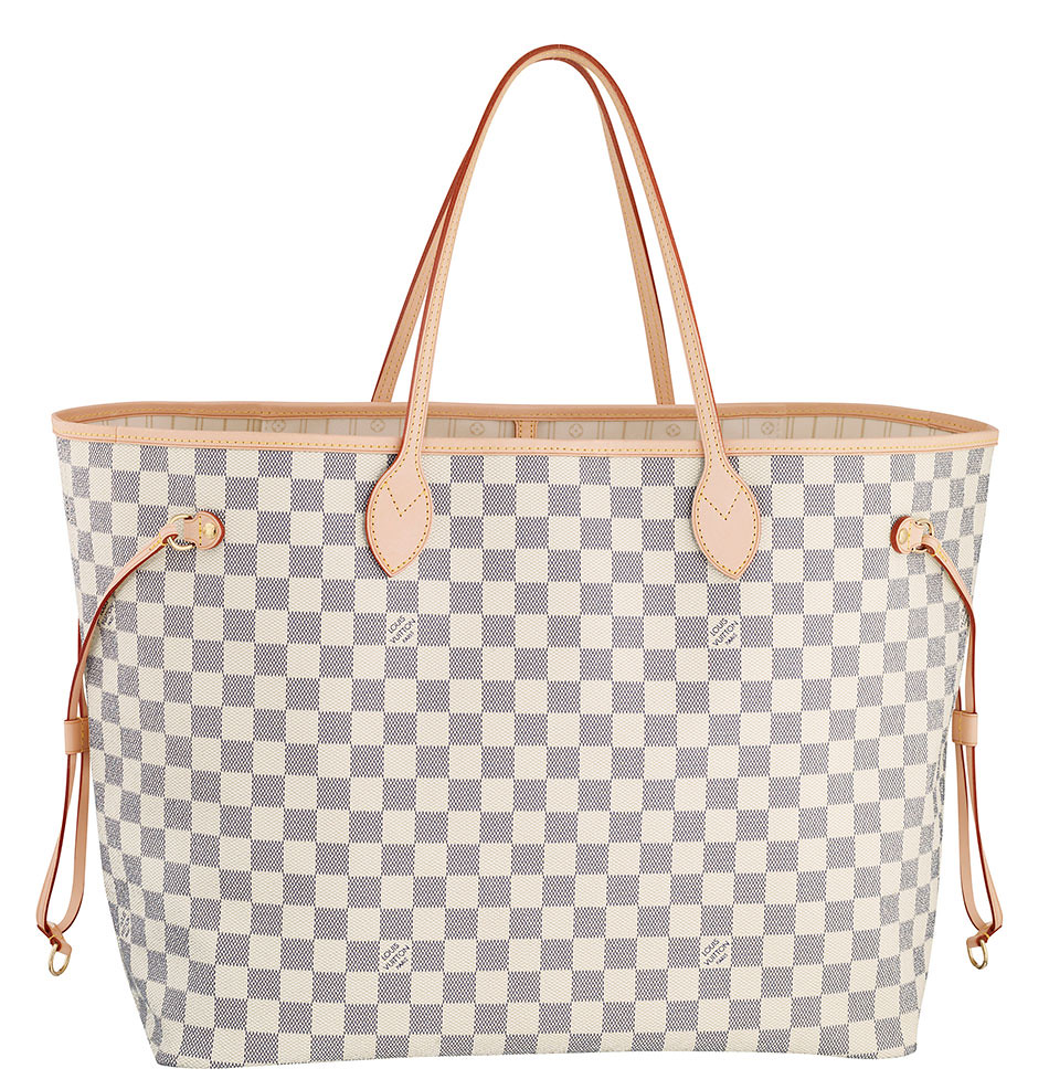 Louis-Vuitton-Neverfull-MM-Damier-Azure