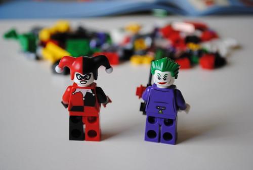 [Review] Super Heroes 6857: The Dynamic Duo Funhouse Escape 6863701529_51b1865e5c