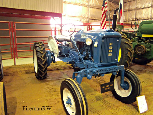 1964 Ford 2000 Tractor Parts : Ford tractor car interior design