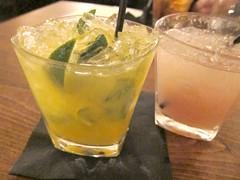 La Sandia cocktails