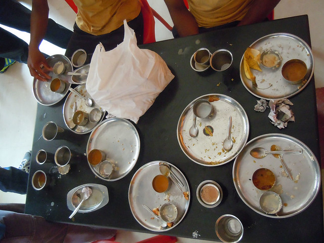 Brahmagiri_Trek_Gonikoppal_Breakfast