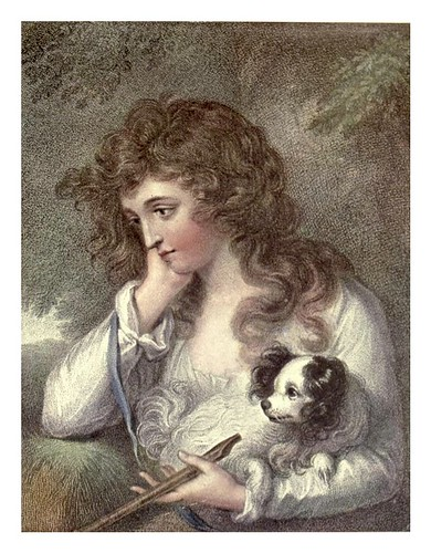 010-Maria 1791-J. Russell-Old English colour prints 1909-Charles Holme