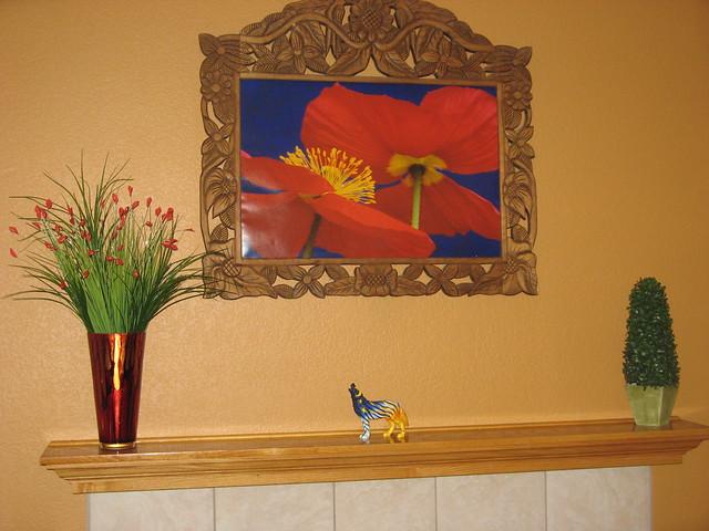 Mantel Vase 02
