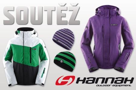 Vyhlášení vítězů soutěže o oblečení Hannah!