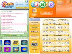 Giggle Bingo Online