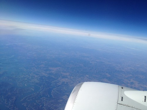 Enroute - NYC - Dallas/Fort Worth