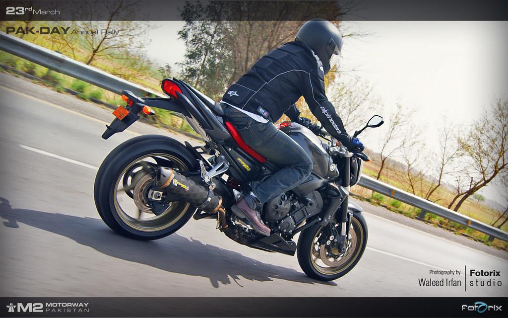Fotorix Waleed - 23rd March 2012 BikerBoyz Gathering on M2 Motorway with Protocol - 6871308408 f69f0a6c32 b