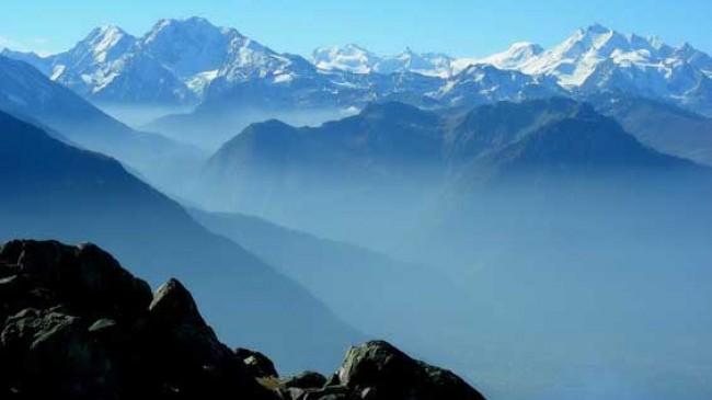Švajčiarska ľadovcová cesta