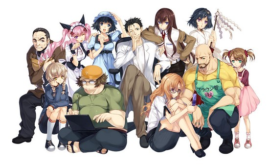 Novo trailer de Steins;Gate