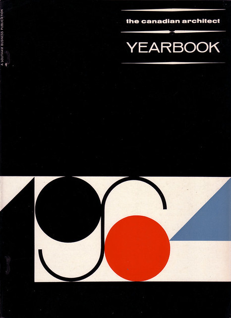 The Canadian architect - Yearbook 1964