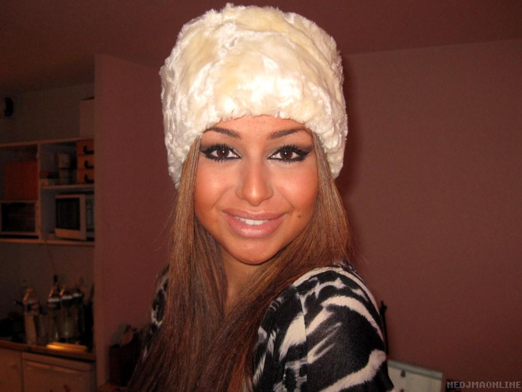 Arabic makeup  maquillage à la libanaise
