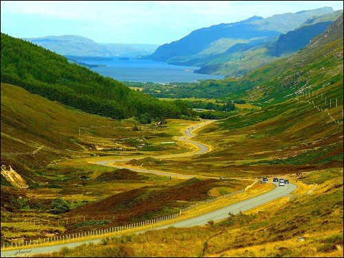Splendour and colours of the Highlands (1)- Scotland