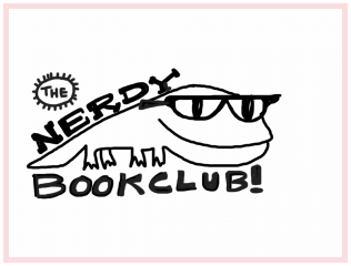 Nerdy Book Club Logo