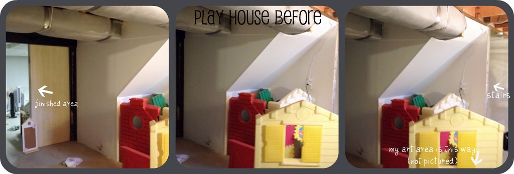 playhouse build before
