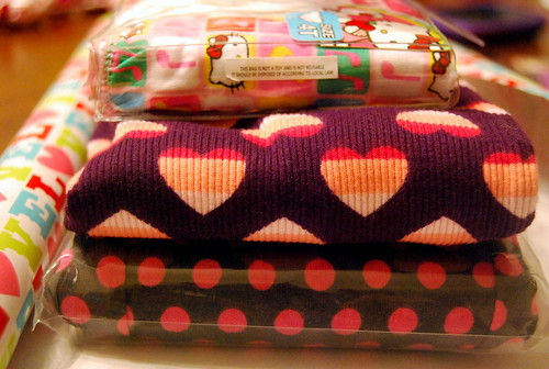 Madeline's presents