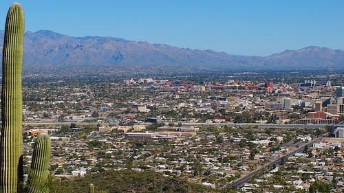 Tucson skyline 1