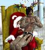 Santa Frank & JBird