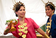 Indonesian Dancers