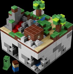 Lego Minecraft: Micro World