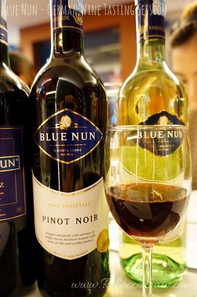 BLue Nun wine tasting - German wines-008