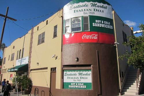 Eastside Market: Exterior